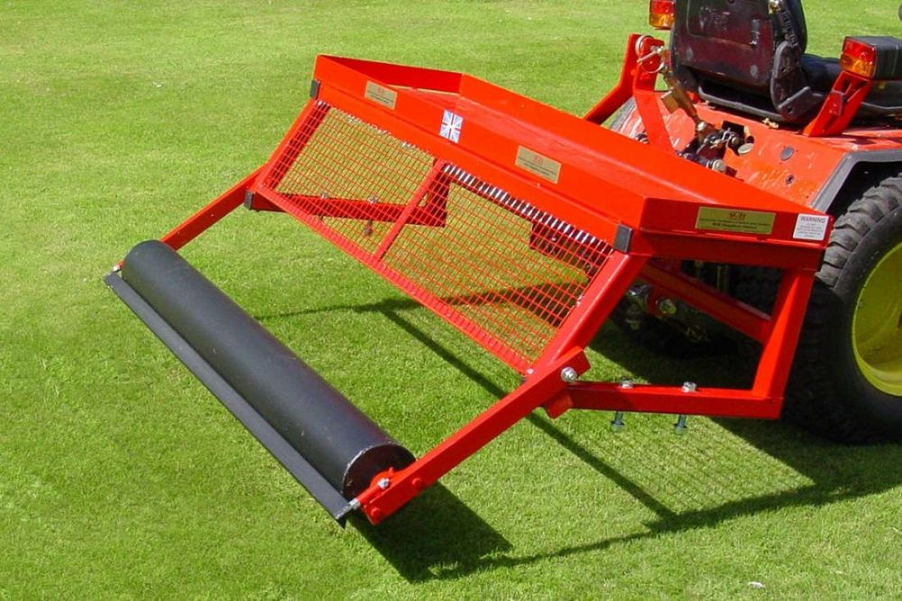 "Mounted Frame | 60"" D Turf Care System"